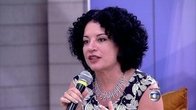 Amor impossível! Viviane Mosé repercute trama de Sete Vidas - Filósofa fala sobre o amor que ocorre entre parentes