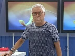Confira o quadro de Cacau Menezes desta segunda-feira (2) - Confira o quadro de Cacau Menezes desta segunda-feira (2)
