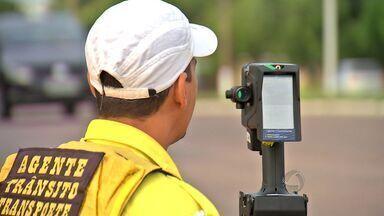 Radares móveis vão ser usados em 14 pontos estratégicos de Cuiabá - Radares móveis vão ser usados em 14 pontos estratégicos de Cuiabá.