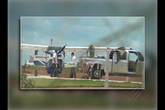 No Pará, polícia diz que piloto foi vítima quadrilha internacional - Investigação é feita em conjunto com a Polícia Federal.Quatro pessoas estão presas em município de Rondônia.