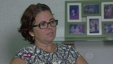Professora faz terapia de regressão a vidas passadas - Sandra tinha medos inexplicáveis e procurou o tratamento alternativo
