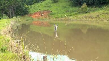 Produtor busca projeto para irrigação sem desperdício - Assista ao vídeo.