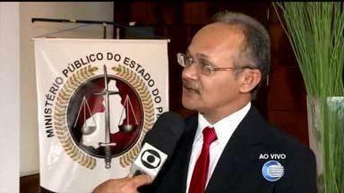 Assembleia Legislativa vai iniciar o processo de escolah de novo conselheiro do TCE - Promotor de Justiça, Fernando Santos, fala sobre o processo de escolha do novo conselheiro do TCE.