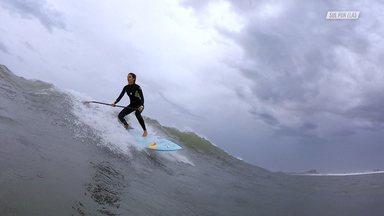 Aula De Kite E Surfe Em Santa Marta