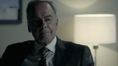 Merival pergunta se Silviano é Fabrício Melgaço - Advogado consegue tirar Marcão da cadeia