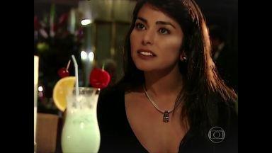 Relembre Leila Lopes em cenas inesquecíveis de O Rei do Gado - Na novela, personagem da atriz tinha um caso com Ralf, interpretado por Oscar Magrini