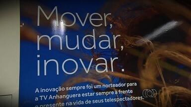 Rio Verde, Jataí e Anápolis ganham Jornal Anhanguera 1ª Edição com maior duração - As cidades de Anápolis, Jataí e Rio Verde ganharão um jornal local, feito inteiramente nas cidades.