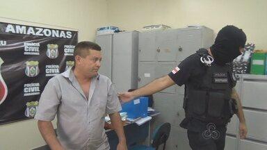 Acusado de aplicar golpes em clientes de banco é preso em Manacapuru, no AM - Acusado tem mandato de prisão expedido em Rio Branco, no Acre.