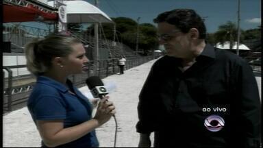 Claudio Brito dá sua opinião sobre carnaval em Uruguaiana, RS - Assista ao vídeo.
