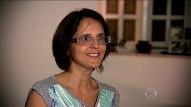 Valdirene conta como enfrentou o câncer por quatro vezes na vida - A história de Valdirene se confunde com a evolução do tratamento do câncer. Ela apresentou a doença quatro vezes ao longo da vida.