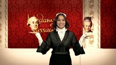 O Museu com mais de 200 anos - Conheça no Inteirado, um pouco da história da artista Madame Tussaud e de seus museus espalhados pelo mundo. A história dela deixou o Marcão de cabelo arrepiado! Búuuuu!!!