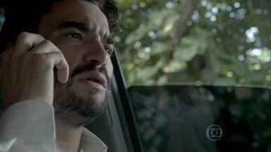 José Pedro arma mais um plano com Silviano - Maurílio discute com Danielle