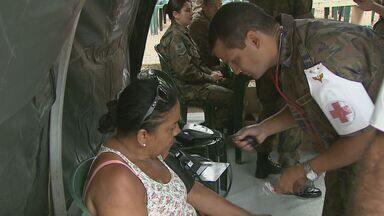 Força Aérea e o Exército ajudam no combate à dengue em Pirassununga - Força Aérea e o Exército ajudam no combate à dengue em Pirassununga