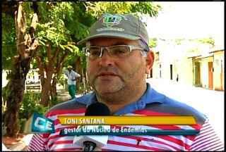 Município de Barbalha intensifica trabalhos de combate à dengue, após morte de adolescente - Primeiro caso de dengue hemorrágica do Ceará foi na região do Cariri.