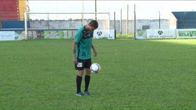 Élder Granja se torna o grande destaque na temporada do Cianorte - Atacante já passou por times grandes, Vasco, Inter, e agora encara o desafio da segunda divisão do Paranaense