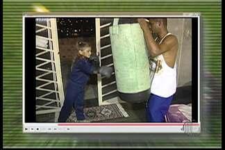 Tô na Fita: Confira o vídeo de uma família de pugilistas de Mogi das Cruzes - Para participar, basta enviar um vídeo criativo da sua modalidade preferida no email esporte@tvdiario.com.