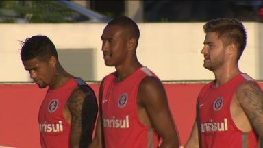 De olho no Emelec, Inter deve preservar titulares contra o Xavante - Meia Anderson volta a treinar após lesão no Gre-Nal
