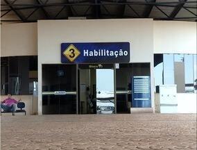 Carteiras de habilitação começam ser emitidas em Palmas - Carteiras de habilitação começam ser emitidas em Palmas