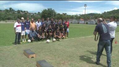 Santos estuda parceria com prefeitura de Juquiá, SP - Peixe pensa em abrir uma franquia no Vale do Ribeira