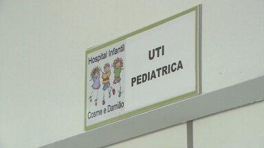 UTI do Hospital Cosme e Damião está interditada há cinco dias - Interdição aconteceu depois que três bebês morreram no local.