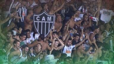 TV Globo Minas exibe confronto entre Atlético-MG e URT, pela oitava rodada do Mineiro - TV Globo Minas exibe confronto entre Atlético-MG e URT, pela oitava rodada do Mineiro