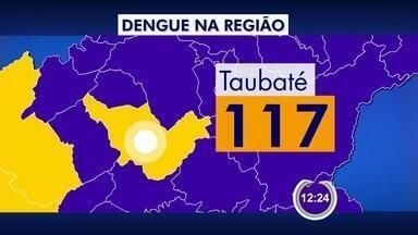 Dengue continua avançando na região - Caraguá tem três mortes por suspeita de dengue; Taubaté decreta epidemia.