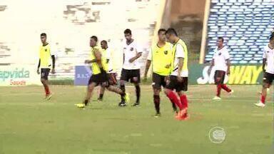 Flamengo-PI já esta em Piripiri para enfrentar o 4 de Julho - Flamengo-PI já esta em Piripiri para enfrentar o 4 de Julho