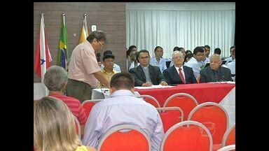 Colóquio de Institutos Históricos reúne pesquisadores da Amazônia - Programação segue neste sábado (14), em Santarém.