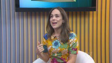 """Com Gabriela Duarte, """"Através de um espelho"""" está em cartaz em Santos - Peça baseada em um clássico de cinema estará neste sábado e domingo no Teatro Coliseu"""