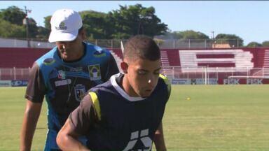 Vitória contra o Prudentópolis assegura vaga do Foz - Time está em boa fase, venceu o Paraná Clube na última rodada, e não quer ter surpresas no jogo deste domingo