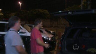 Polícia busca caminhão com 14 toneladas roubadas de dinamite em São Paulo - A polícia está mobilizada para recuperar o caminhão que foi roubado na madrugada desta sexta-feira (13). O motorista confessou a participação no assalto.