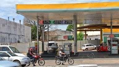 Mudança na gasolina de MT deve impactar na economia - Mudança na gasolina de MT deve impactar na economia.