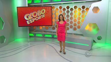 Confira a íntegra do Globo Esporte RS deste sábado (14) - Programa destaca os preparativos da dupla Gre-Nal para a rodada de final de semana do Gauchão.