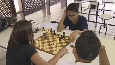 Amazonense Absoluto de xadrez chega à final - Disputas ocorrem neste fim de semana. Confira os detalhes a reportagem.