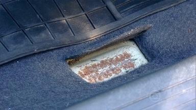 Veja como fazer a restauração do número do chassi na carroceria - Técnica artesanal torna legível a numeração que, se não estiver legível, pode depreciar a venda e dificultar renovação do seguro do carro.