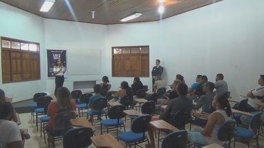 Programação de combate à violência doméstica no Oiapoque conta com o depoimento de vítimas - Programação de combate à violência doméstica no Oiapoque conta com o depoimento de vítimas