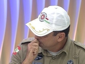 Major da PMRv fala sobre o trabalho e as causas do acidente com 51 mortos no Norte de SC - Major da PMRv fala sobre o trabalho e as causas do acidente com 51 mortos no Norte de SC