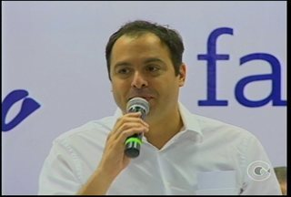 Governador de Pernambuco passou o final de semana no Sertão do estado - Em Salgueiro, Paulo Câmara ouviu propostas políticas de representantes de sete municípios do sertão central.