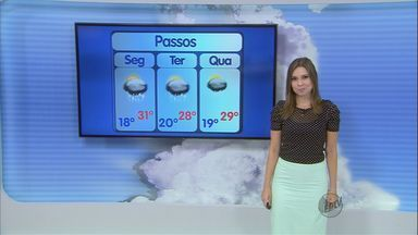 Confira a previsão do tempo no Sul de Minas para esta segunda-feira (16) - Confira a previsão do tempo no Sul de Minas para esta segunda-feira (16)