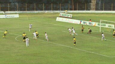 Em jogo contra o Operário, Cascavel não marca gol - O time continua entre os oito que se classificam, mas com dois jogos difíceis pela frente.
