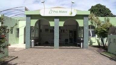 Maternidade Pró-Matre volta a receber pacientes em Vitória - Hospital estava fechado desde o sábado (14), devido a atraso de salários.