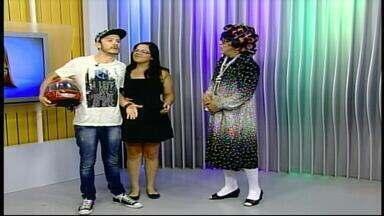 Teatro Municipal recebe festival da mulher em Uruguaiana, RS - Evento ocorre a partir das 16h com varias atividades.