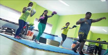 Conheça o MMA Fitness - Confira a nova atividade quem algumas academias já oferecem.