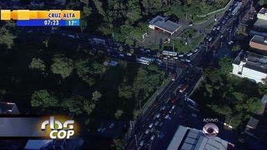 Trânsito: veja informações do tráfego na Região Metropolitana na quarta-feira (18) - Assista ao vídeo.