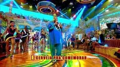 Arlindo Cruz canta versão original de 'O meu lugar' - Samba anima o Esquenta!