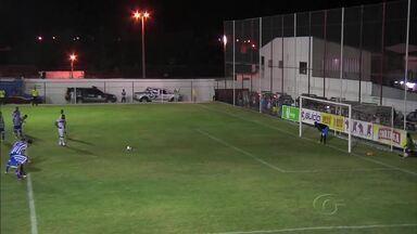 Confira os gols da vitória do Santa Rita sobre o CSA - Time de Boca da Mata lidera o Grupo B.