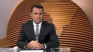 Confira os destaques do Bom Dia Brasil desta quinta-feira (26) - Piloto do avião da Germanwings que caiu na França estava fora da cabine na hora do acidente. Quadrilha já roubou 500 cabeças de gado no interior de SP para vender carne clandestinamente.
