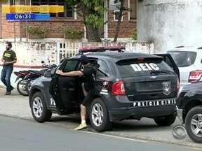 Justiça decreta sequestro de bens de agentes presos na Operação Regalia - Justiça decreta sequestro de bens de agentes presos na Operação Regalia