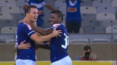 Cruzeiro empata com Mamoré e reassume liderança no Campeonato Mineiro - Jogo foi no Estádio Mineirão, em Belo Horizonte, e ficou em 1 a 1.