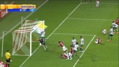 Futebol: com apenas um gol, Inter vence Avenida com time titular - Gol foi marcado por Juan, que não marcava há quase um ano.